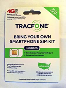 Tracfone Keep Your Own Phone Sim Pack