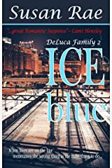 ICE blue (DeLuca Family Book 2) Kindle Edition