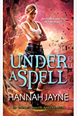 Under a Spell (Underworld Detection Agency Book 5) Kindle Edition