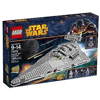 LEGO Star Wars Imperial Destroyer Building Toy - 75055