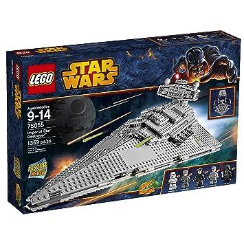 Amazon Lego Star Wars 75055 Imperial Star Destroyer Building