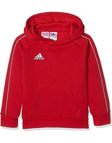 763d751c0f adidas - Core18 Hoody Y - Sweat à capuche - Mixte Enfant