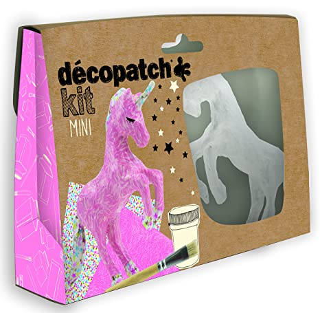 Decopatch Kit Unicorn