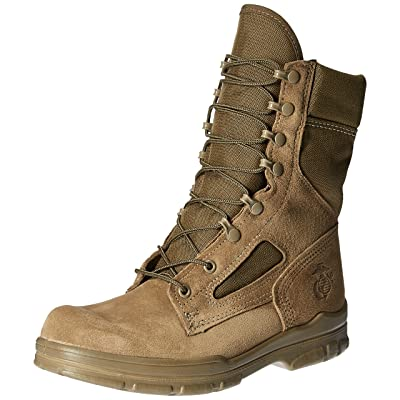 Bates Men's USMC Lightweight DuraShocks Military & Tactical Boot: Shoes