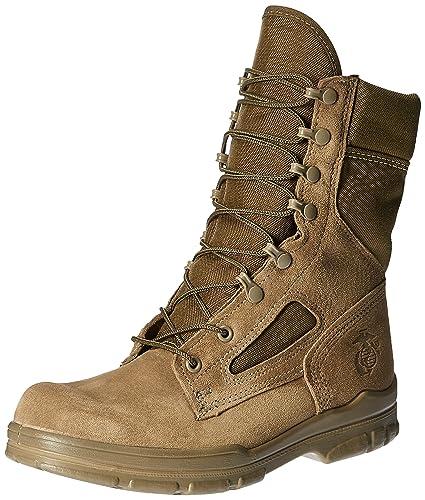 47c1341f474 Bates Men's Usmc Lightweight Durashocks Military and Tactical Boot