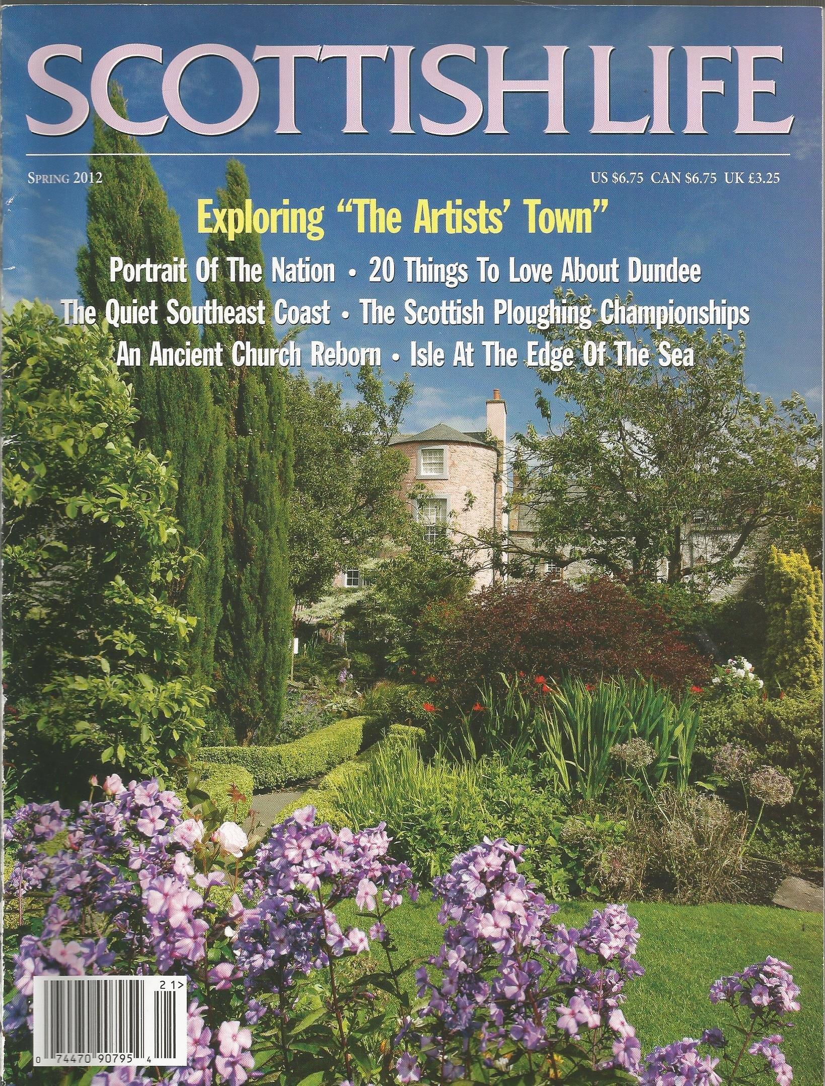 Scottish Life Magazine Spring 2012 pdf epub