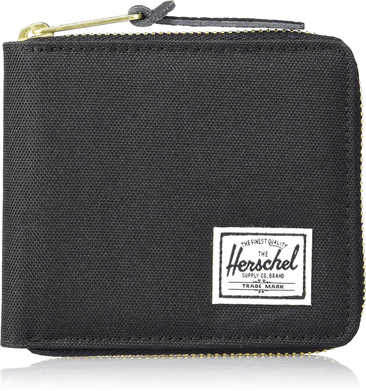 [ハーシェルサプライ] 財布 Walt 10370-00001-OS B01LXRQ32G ブラック ブラック