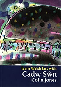 Learn Welsh Fast with Cadw Swn (2009, Colin Jones, paperback)