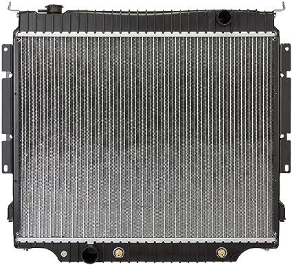 Amazon.com: Spectra Premium CU1165 Complete Radiator for Ford Bronce ...