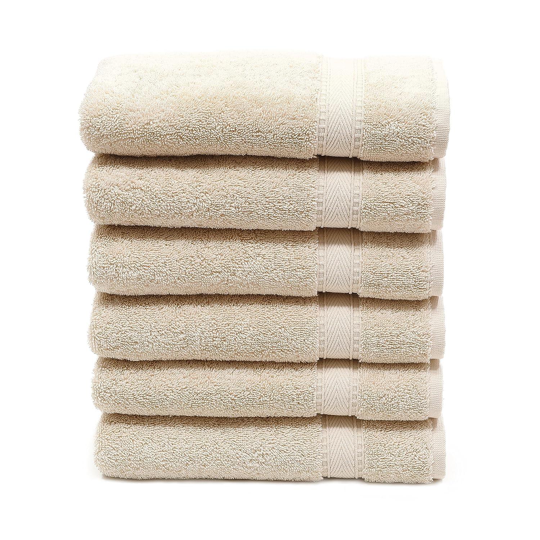 Linum Home Textiles SN10-6HT Bath Towel Beige