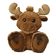 Aurora World Taddle Toes Maple Moose Plush, 10