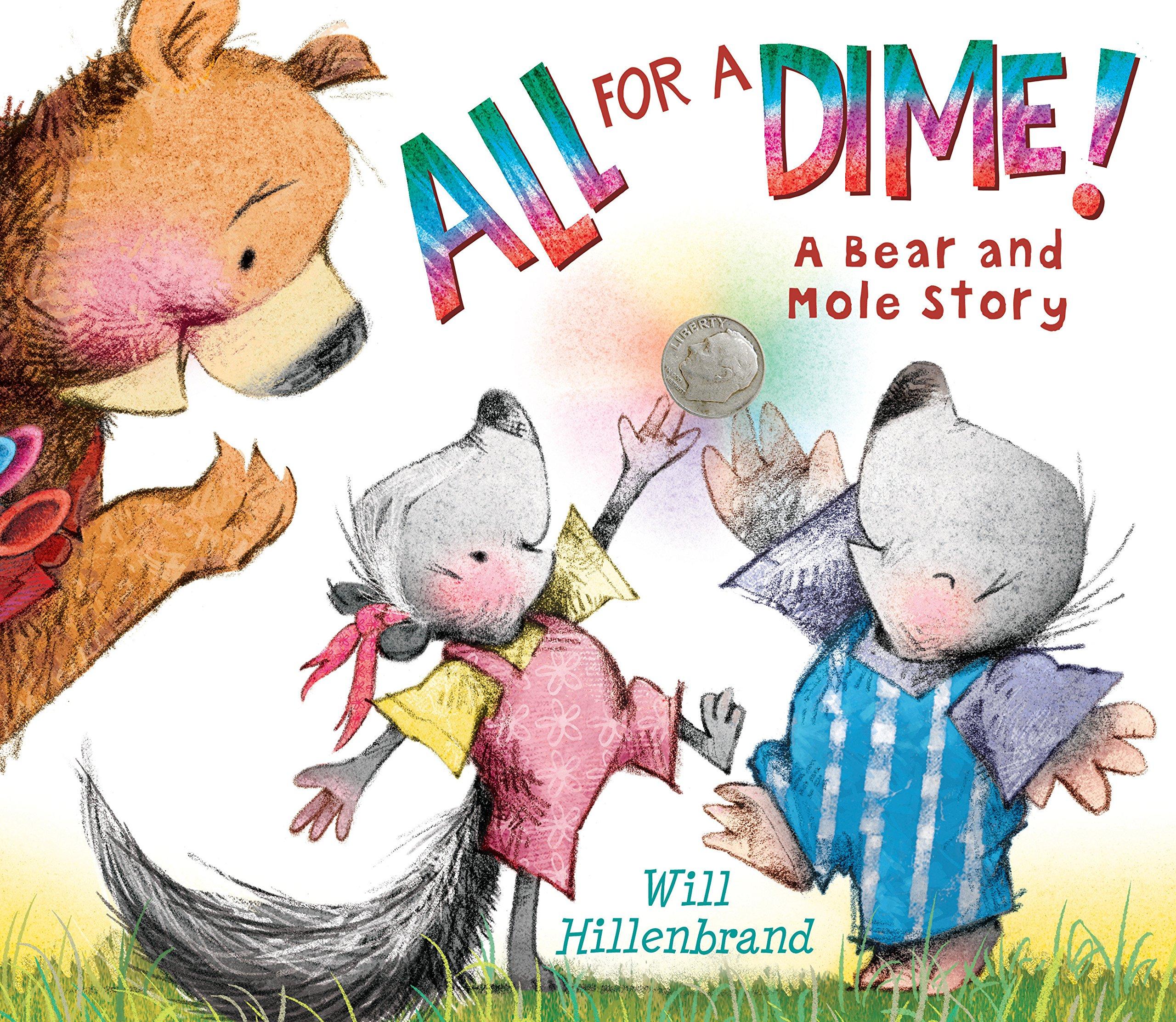 ... 63b5e 1afe5 A Bear and Mole Story Will Hillenbrand 9780823429462  Amazon.com Books exclusive deals ... 1bd47e49ec