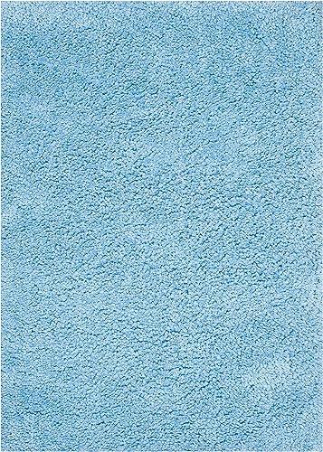 Loloi HERA SHAG Area Rug, 5 -0 x 7 -6 , Blue