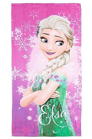 """Disney Frozen Frozen de toalla de playa/toalla """"ELSA, 70 x"""
