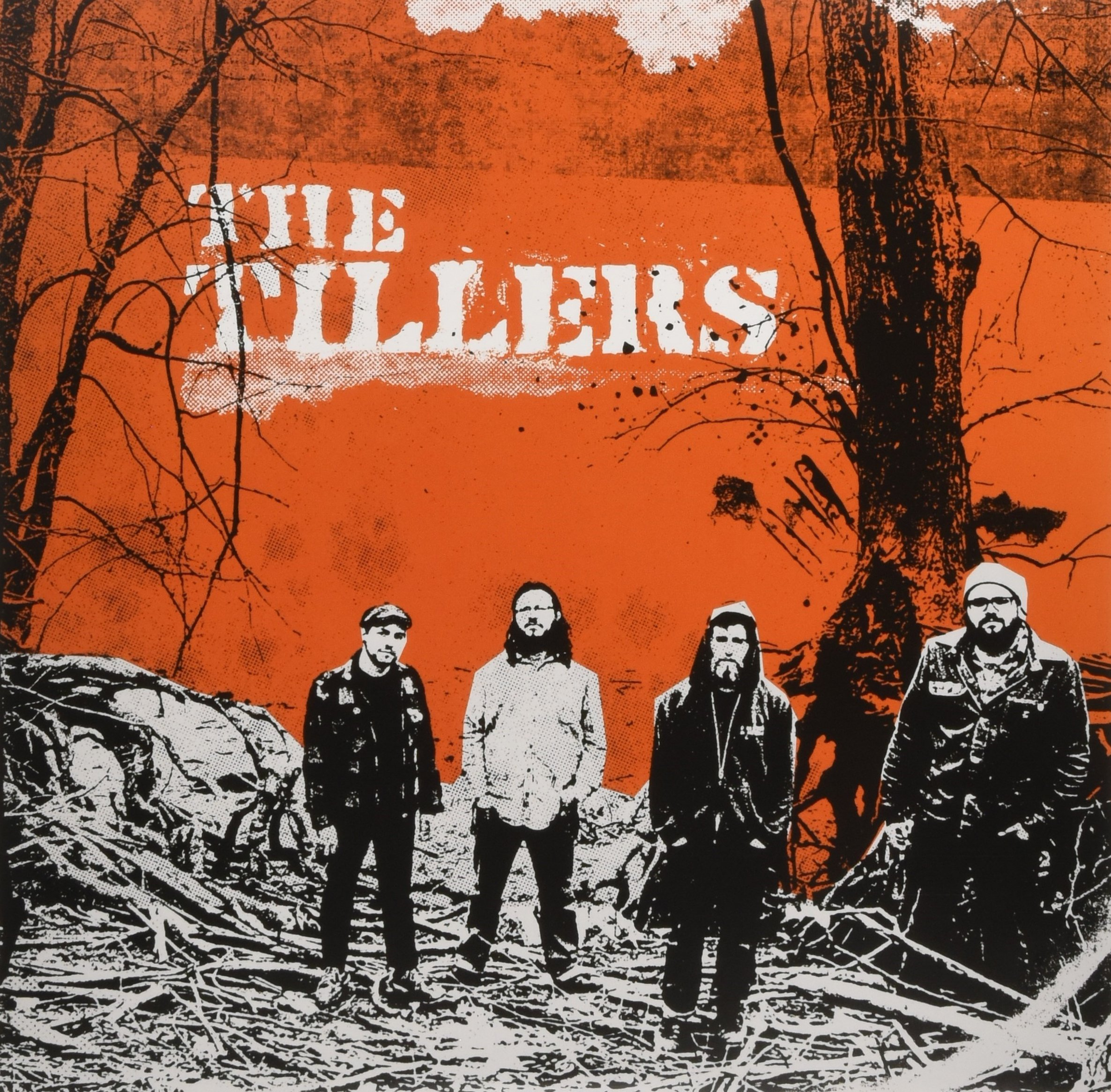 Vinilo : The Tillers - Tillers (LP Vinyl)
