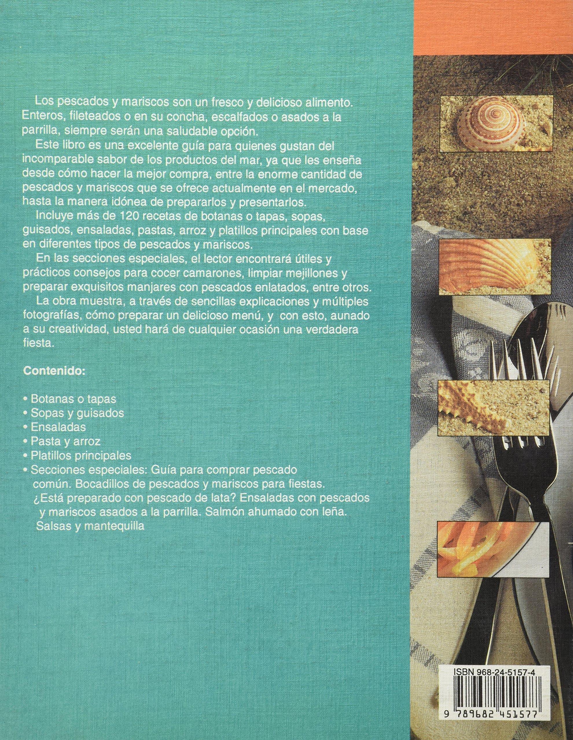 Pescados Y Mariscos (Platillos Frescos Y Deliciosos): SUNSET: 9789682451577: Amazon.com: Books