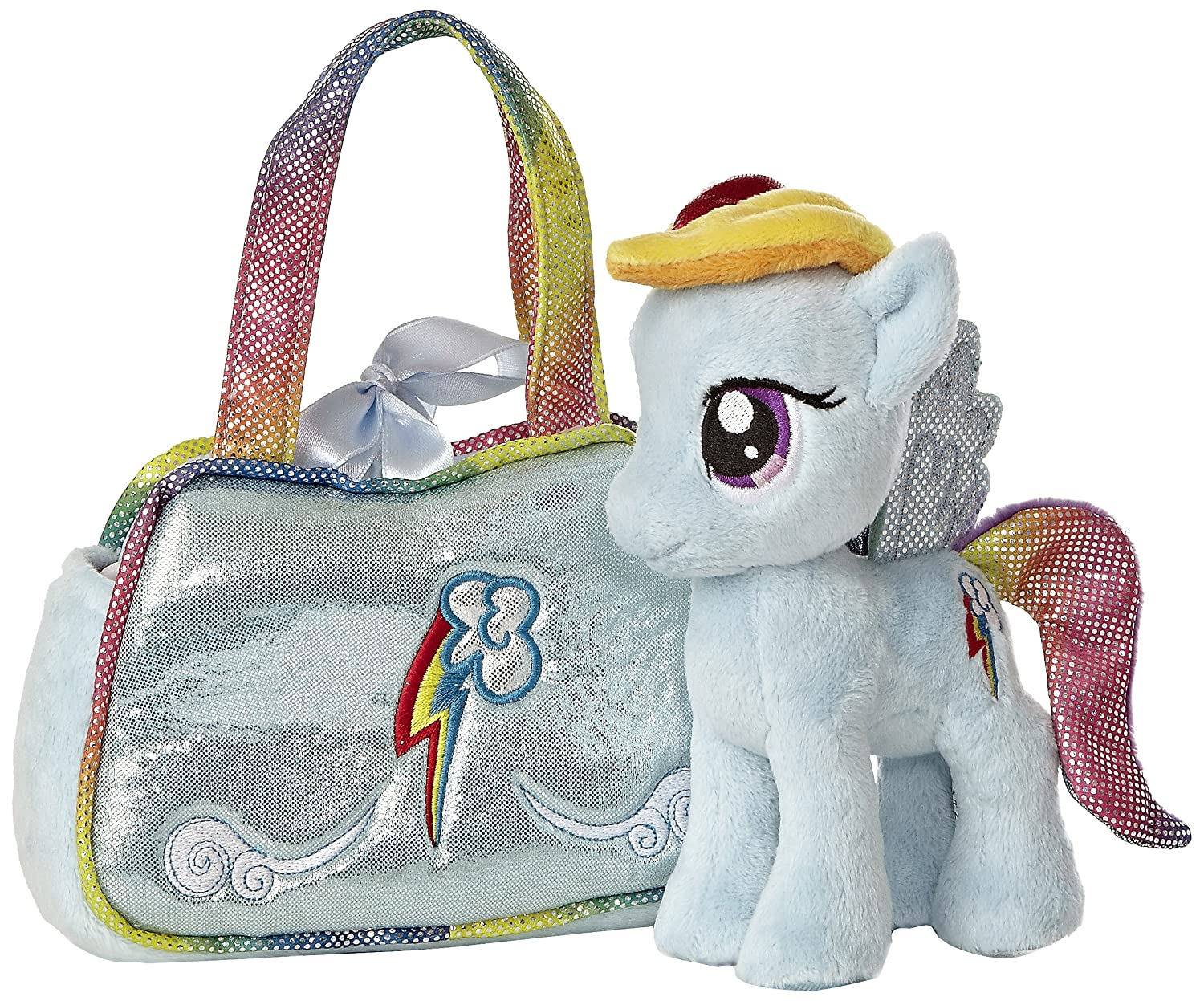 My Little Pony Friendship is Magic Cutie Mark Carrier Purse