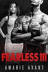 Fearless III (Finale): MMA Sport & Russian Mafia Romance (Resnov Bratva Book 3) Kindle Edition