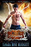 Death Inception (#3): New Adult Dark Paranormal/Sci-fi Romance (The Death Series)