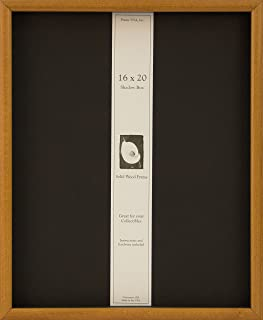 product image for Frame USA Shadow Box Elite Series 16x20 Frames (Honey)