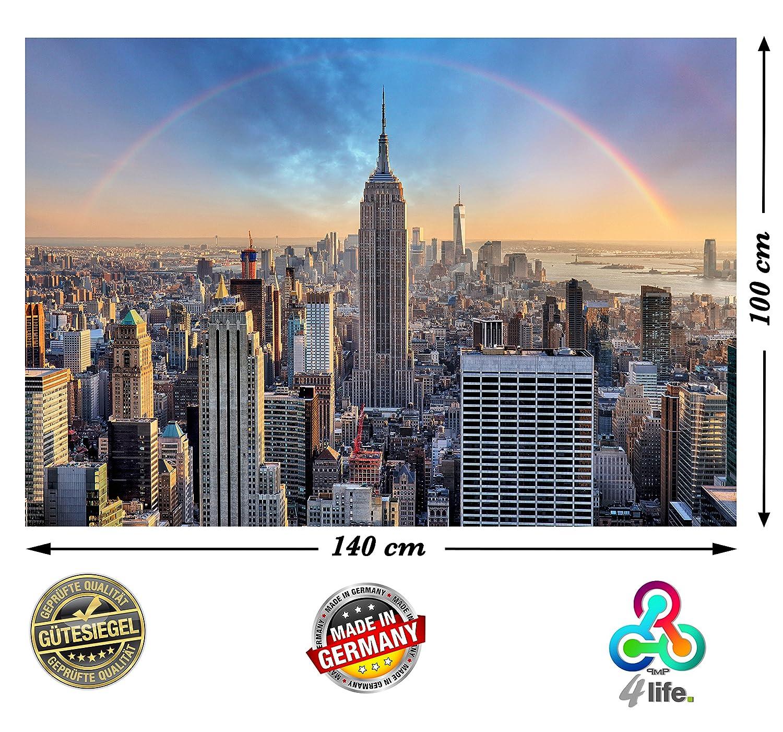 Amazon.de: New York City Empire State Building XXL Poster 140cm x ...