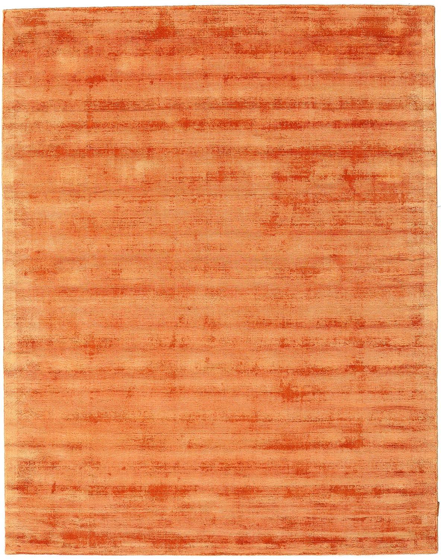 CarpetVista Tribeca - Orange Teppich 190x240 Moderner Teppich