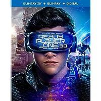Ready Player One (Bilingual) [Blu-Ray 3D + Blu-Ray + Digital]