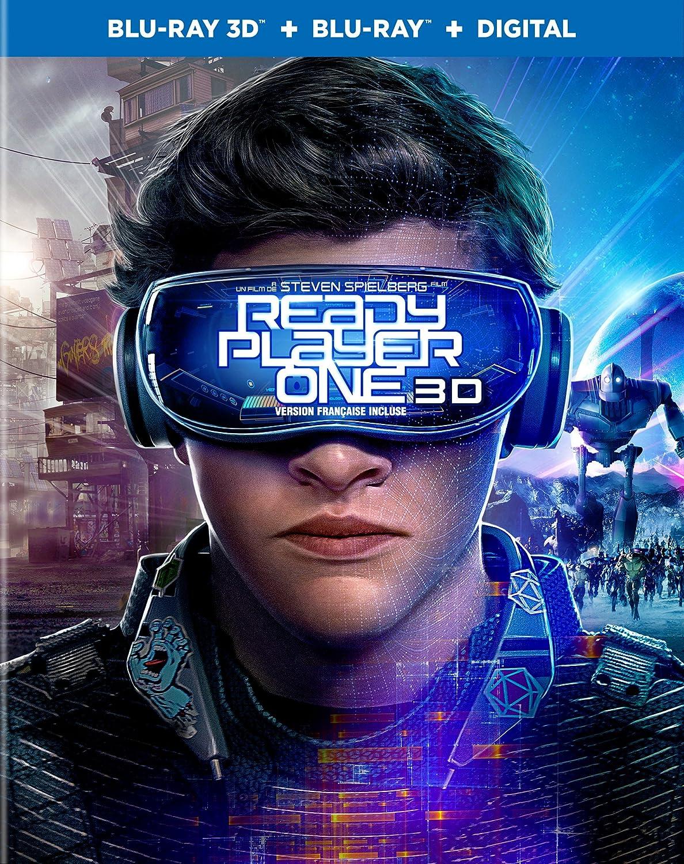 Ready Player One (Bilingual) [Blu-Ray 3D + Blu-Ray + Digital] Adam Somner Steven Spielberg Donald De Line Daniel Lupi