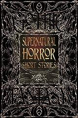 Supernatural Horror Short Stories (Gothic Fantasy) Hardcover