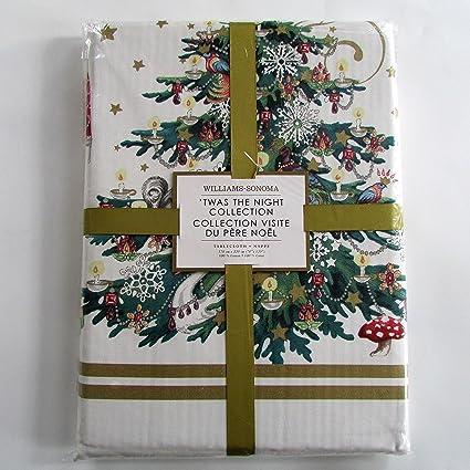 Williams Sonoma Christmas Table.Amazon Com Williams Sonoma Twas The Night Before Christmas