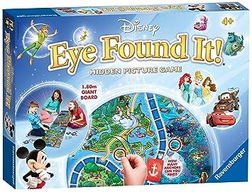 Ravensburger 21152 Disney Eye Found It