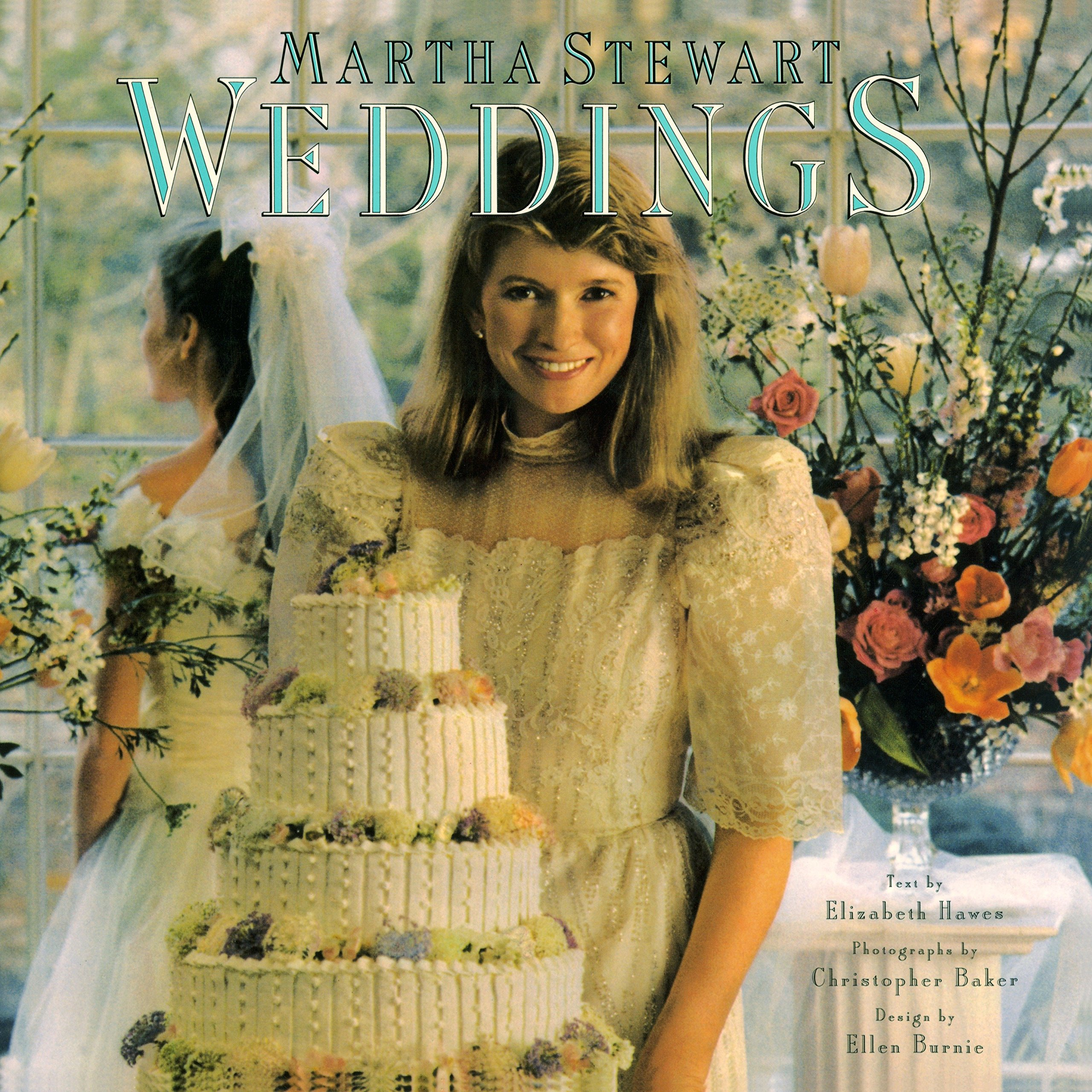 Weddings By Martha Stewart Hardcover – July 11, 1987 Clarkson Potter 0517556758 Decorative Arts Cookery - United States