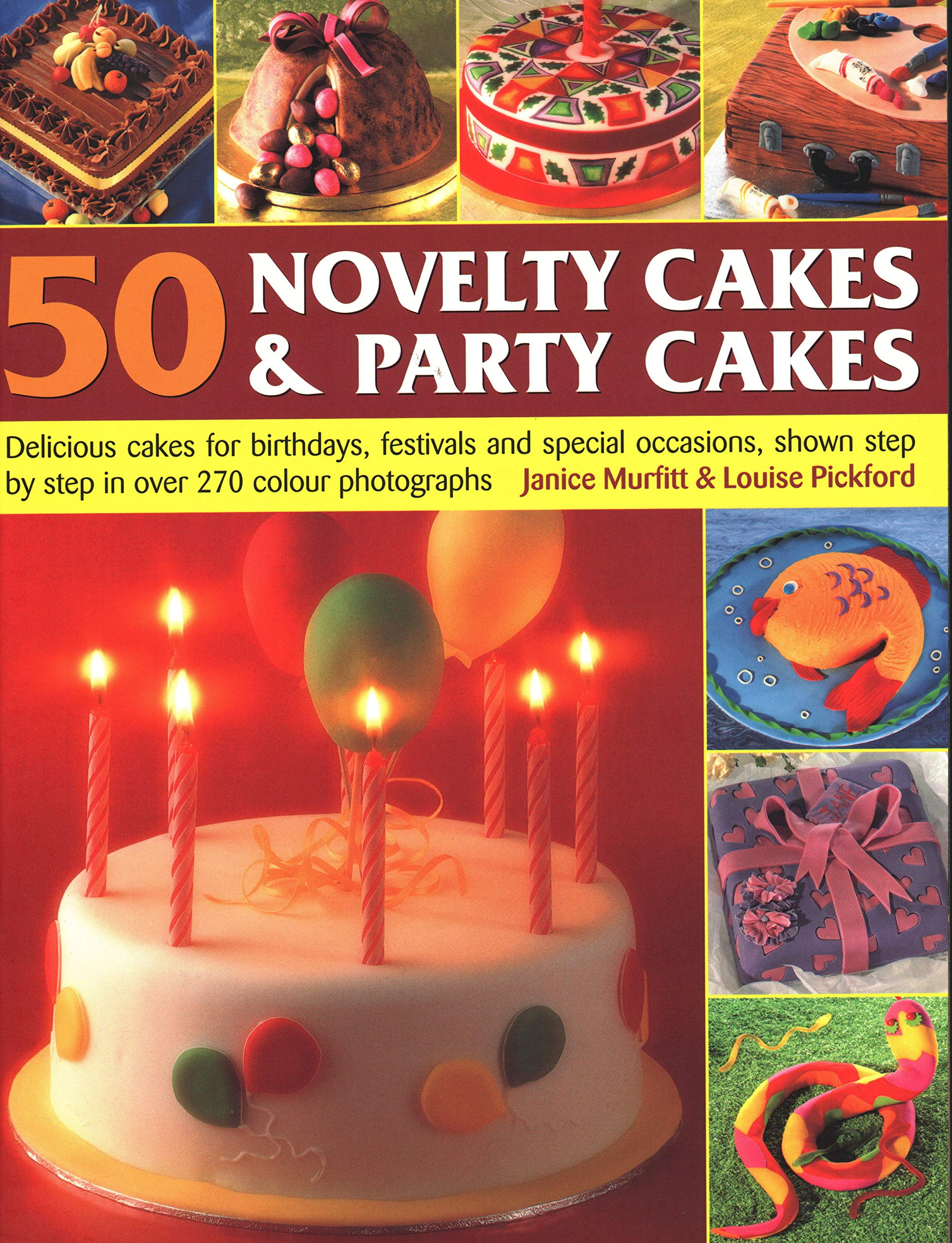 50 Novelty Cakes Party Cakes Delicious Cakes For Birthdays