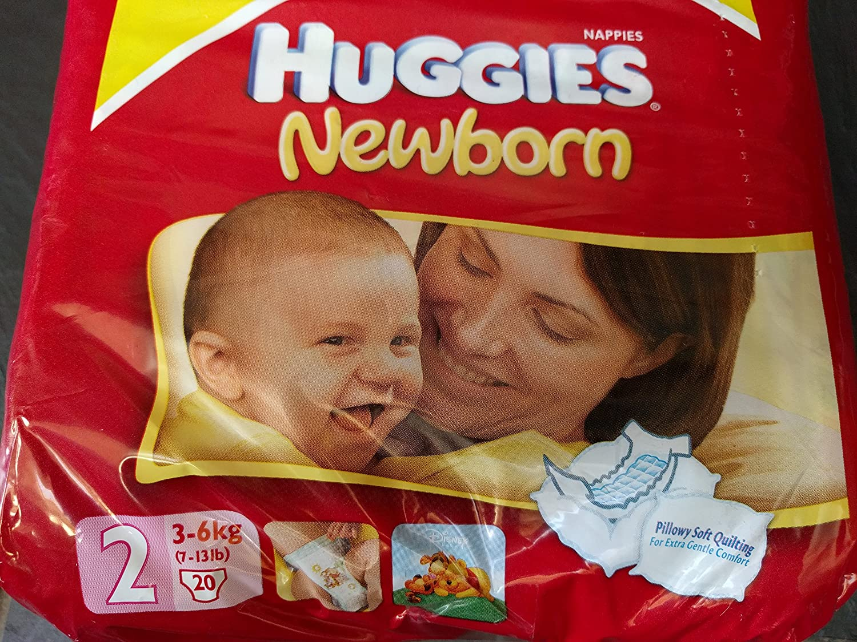 Huggies recién nacido Winnie the Pooh pillowy suave acolchado para ...