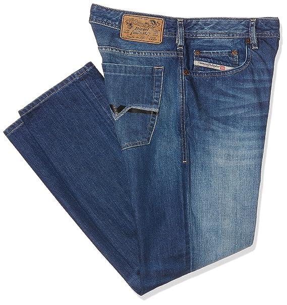 Diesel Zatiny L.34 Jeans, Vaqueros Corte de Bota para Hombre ...