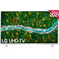 "LG 43UP7690-ALEXA 2021-Smart TV 4K UHD 108 cm (43"") con Procesador Quad Core, HDR10 Pro, HLG, Sonido Virtual Surround…"