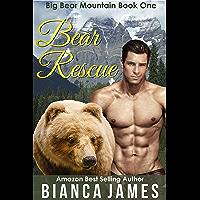 Bear Rescue: Paranormal Bear Shifter Romance (Big Bear Mountain Book 1) (English Edition)