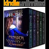 Murder, Mystery, and Romance Box Set: Plus Bonus Book