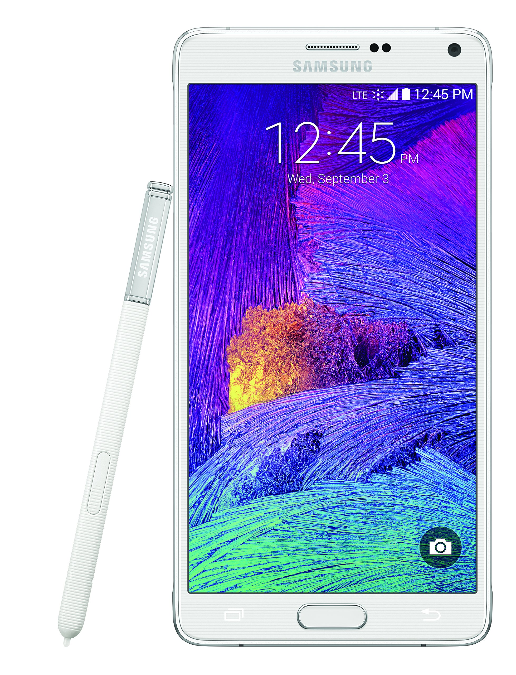 Samsung Galaxy Note 4, Frosted White 32GB (Sprint)