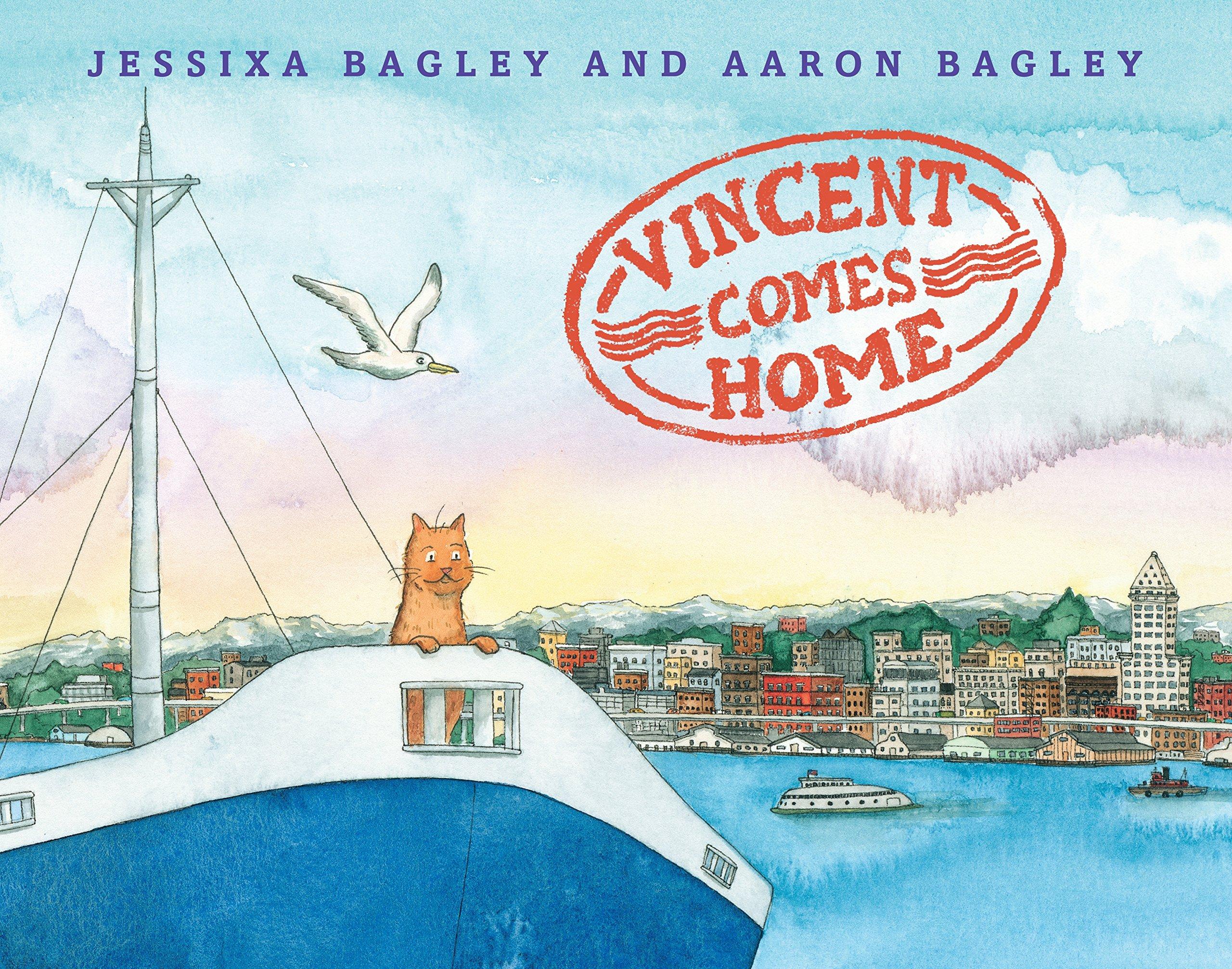 Vincent Comes Home pdf epub
