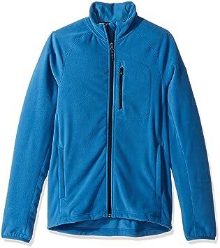 Adidas Outdoor Reachout - Chaqueta de Forro Polar para Hombre, Hombre, B47187, Core Blue, Large: Amazon.es: Deportes y aire libre