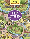 My Big Wimmelbook―A Day at the Zoo