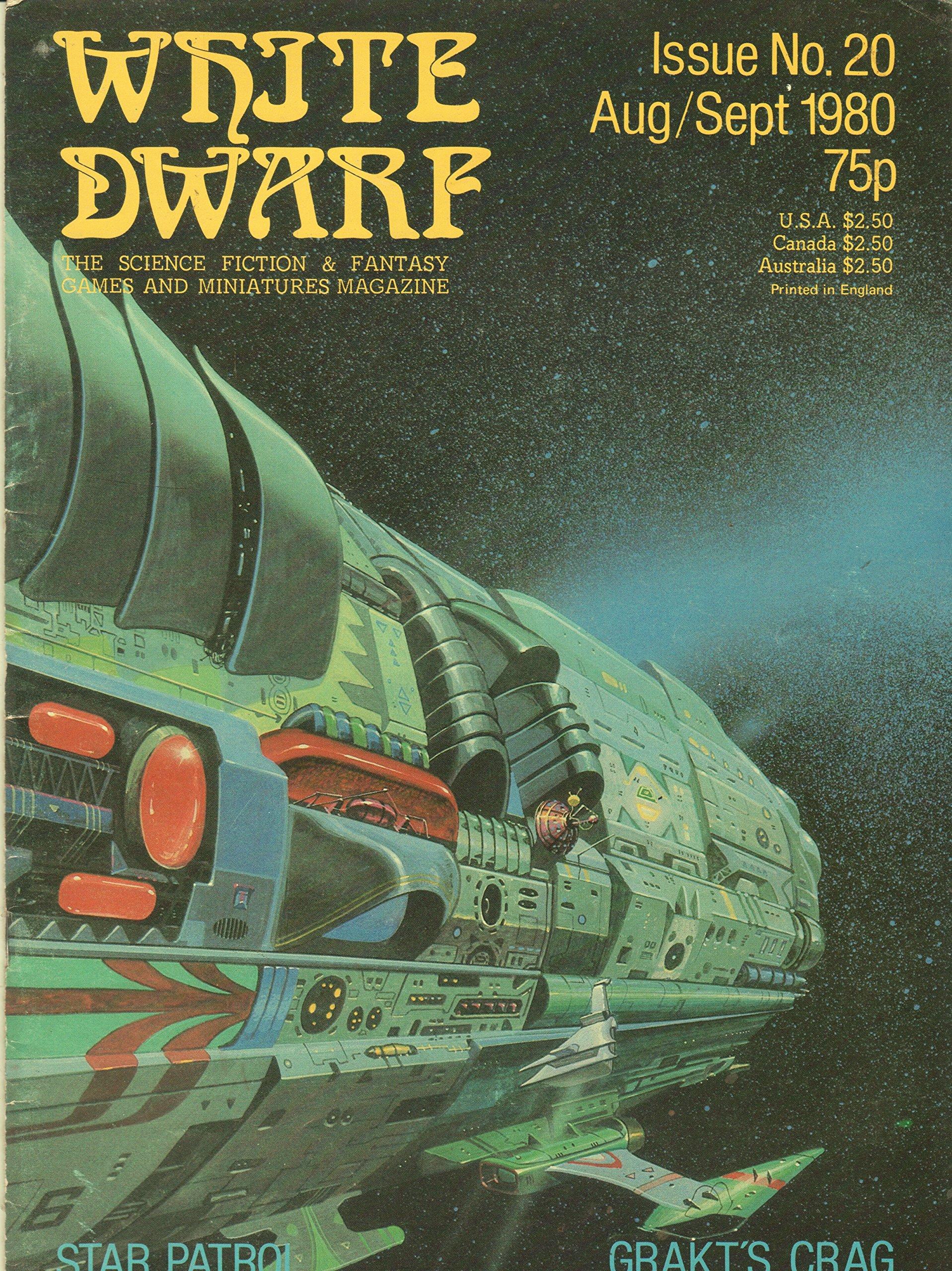 White Dwarf Magazine, Issue 20: Amazon.com: Books
