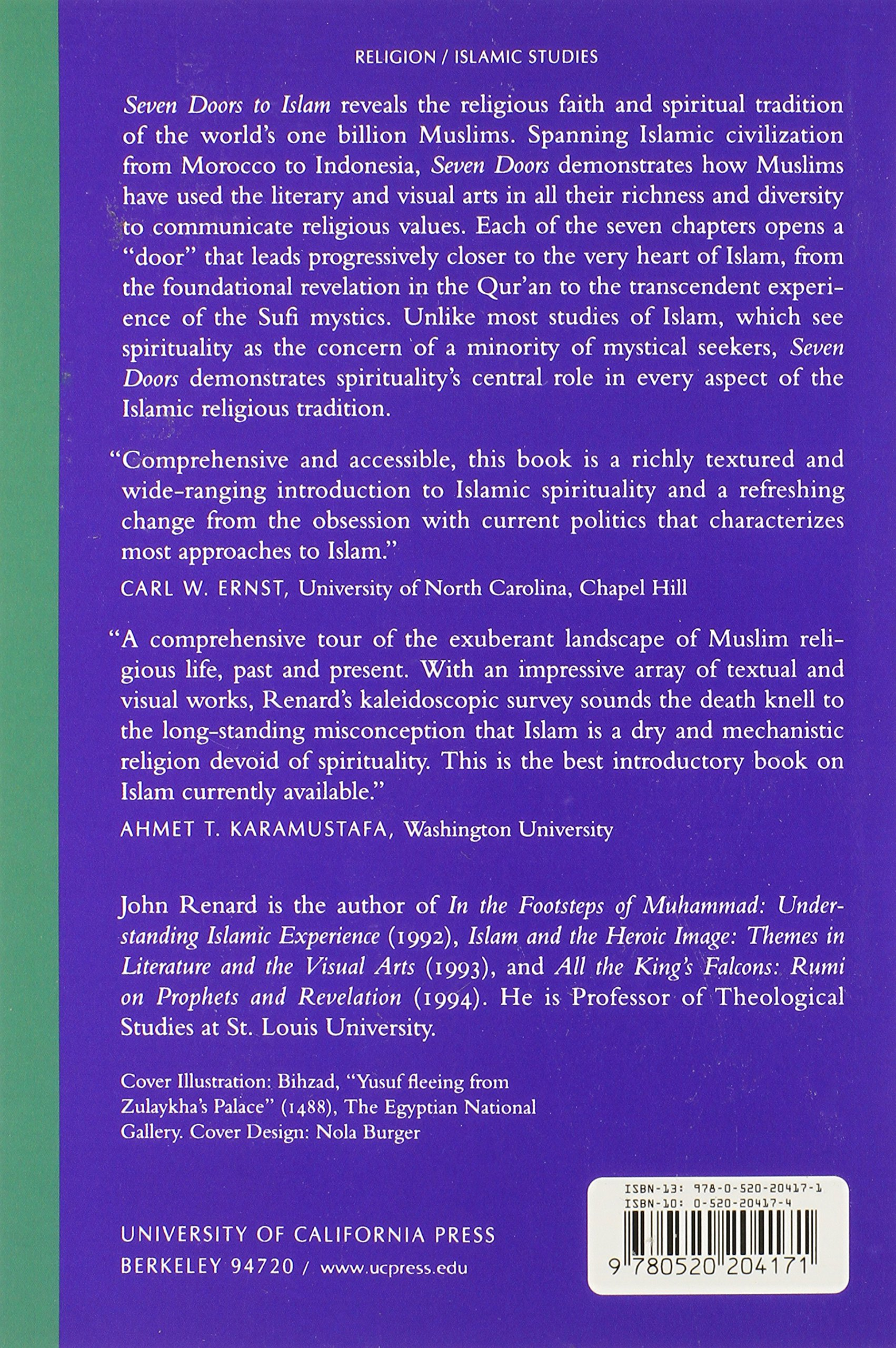 Seven Doors to Islam: Spirituality and the Religious Life of Muslims