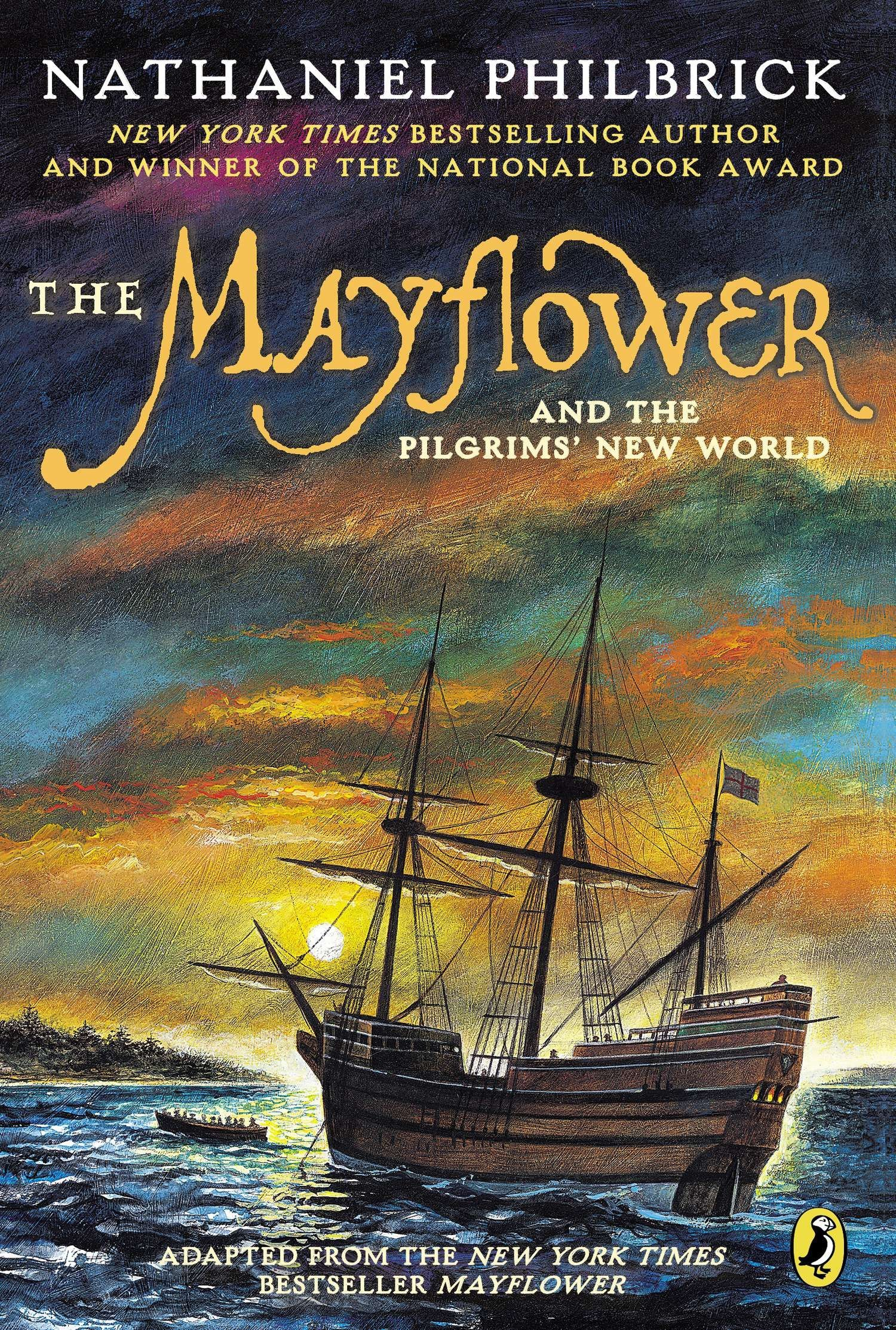 Read Online The Mayflower and the Pilgrims' New World pdf
