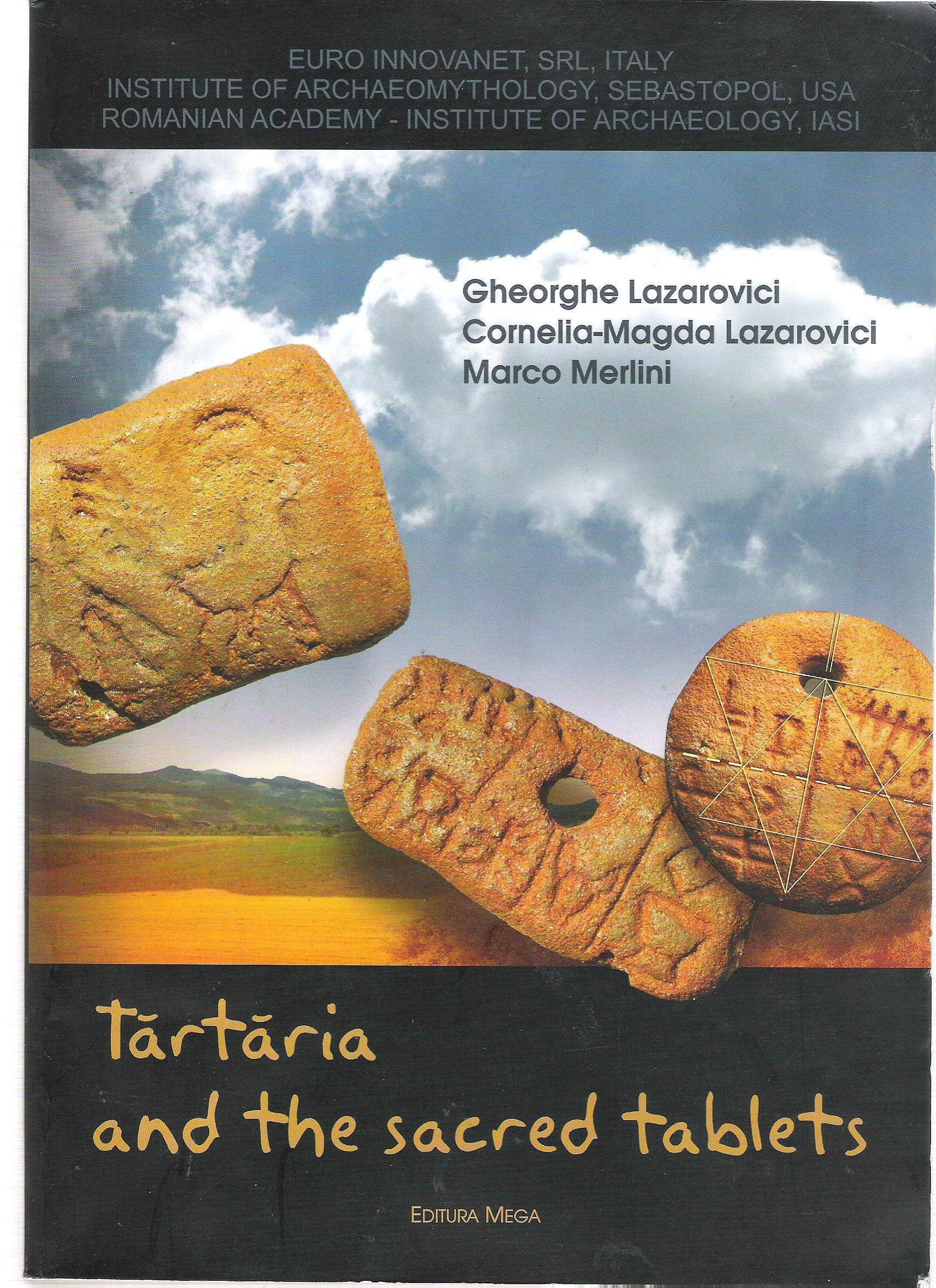 Tartaria and the Sacred Tablets: Amazon.co.uk: Cornelia Magda ...