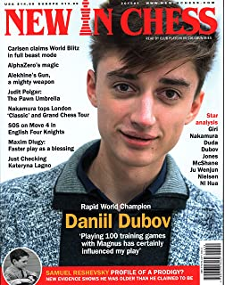 New In Chess Magazine 2019/2: Read by Club Players in 116 Countries: ten  Geuzendam, Dirk Jan: 9789056918330: Books - Amazon.ca