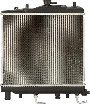 Spectra Premium CU1626 Complete Radiator