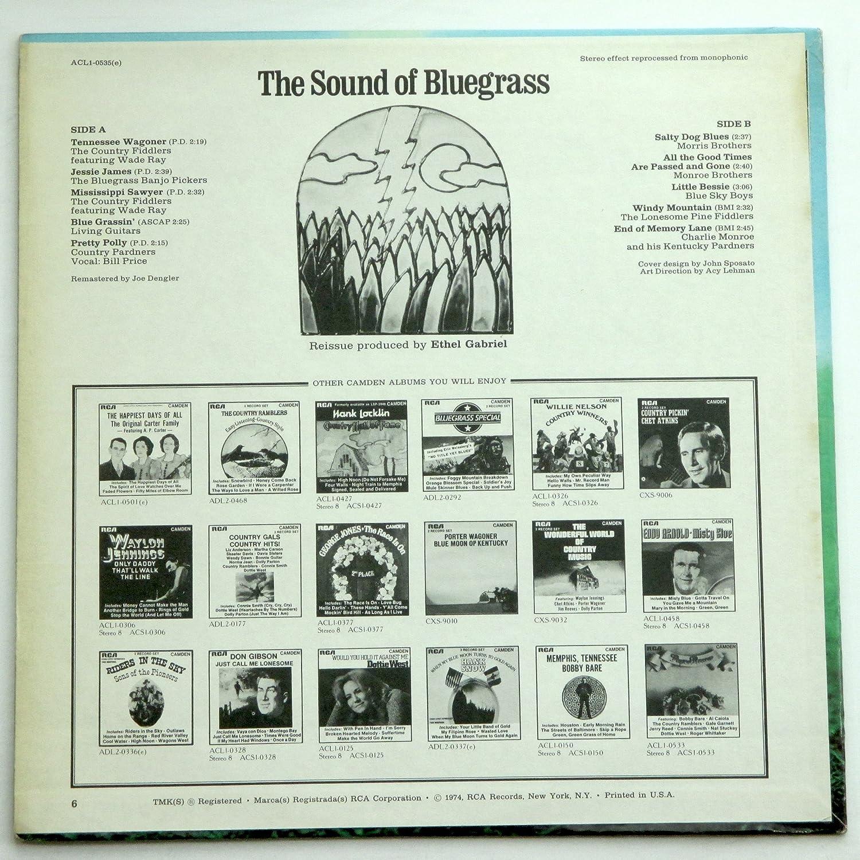 Amazon.com: The Sound of Bluegrass: Music
