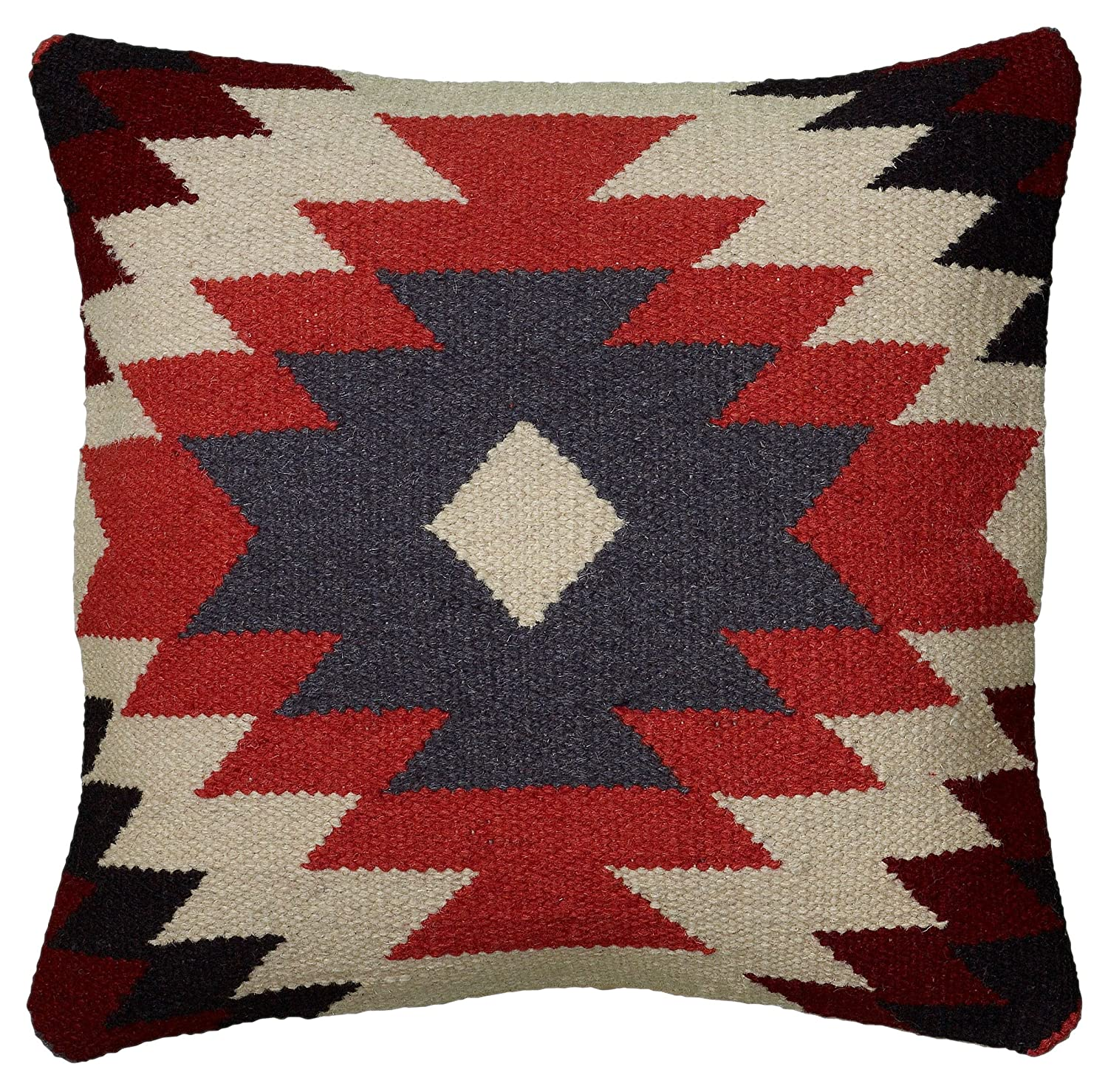 designer geometric acc woven front furniture pattern throw viyet accessories pillow traditional pillows